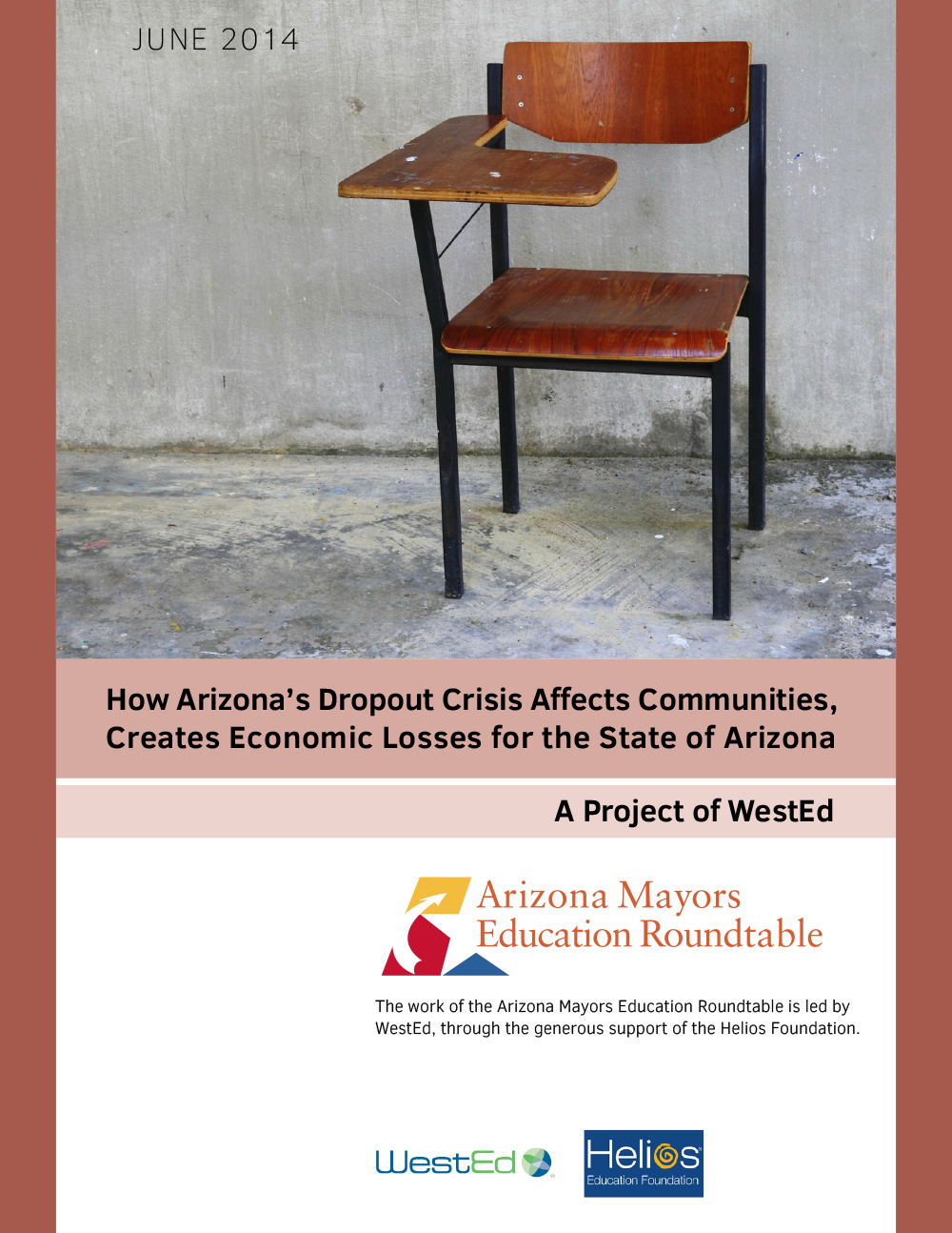 Cover image of How Arizona's Dropout Crisis Affects Communities, Creates Economic Losses for the State of Arizona