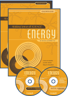 Making Sense of SCIENCE Energy Book Cover