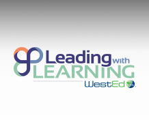 Leading with Learning logo