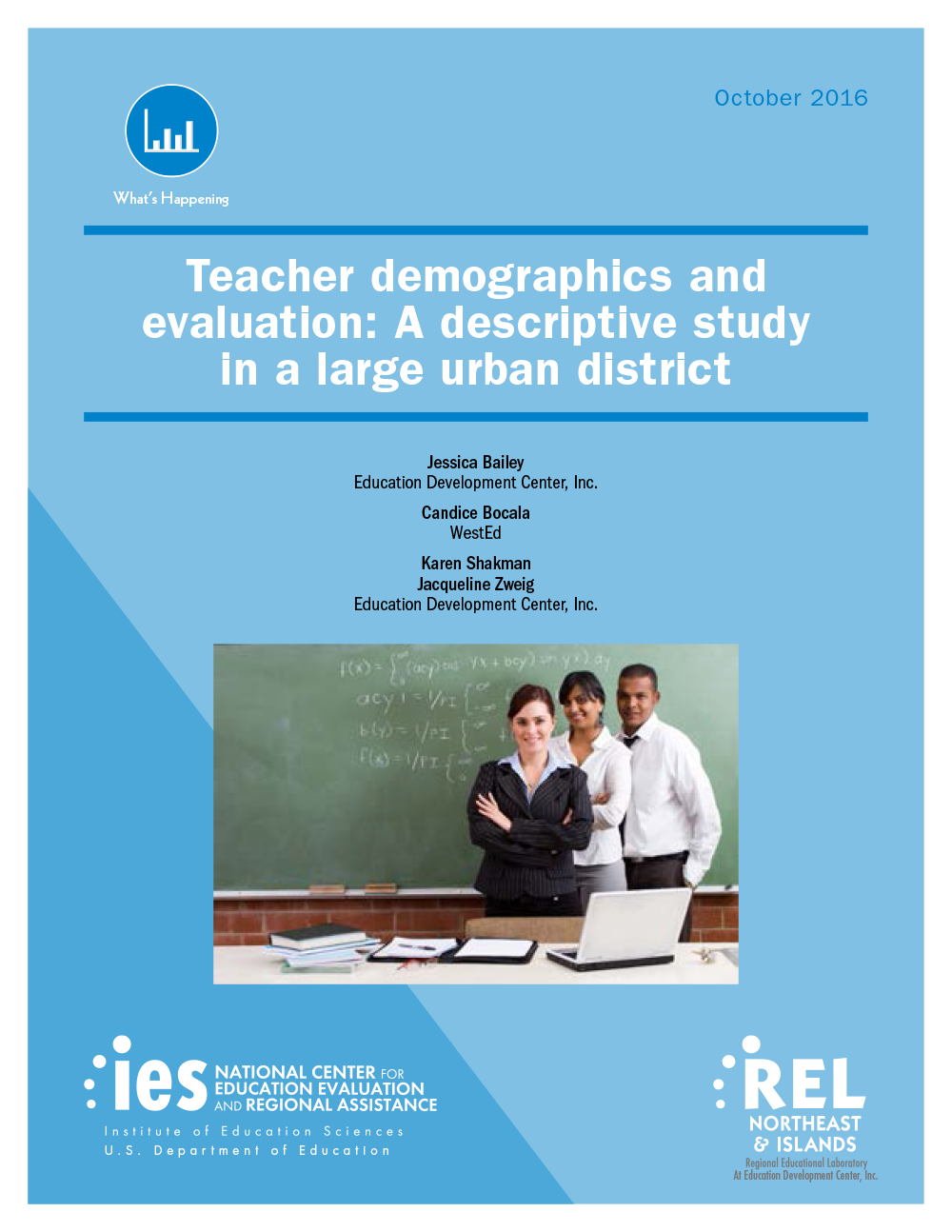 Cover Teacher Demographics and Evaluation: A Descriptive Study in a Large Urban District