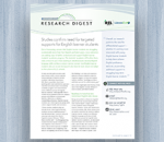 REL West Research Digest November 2016