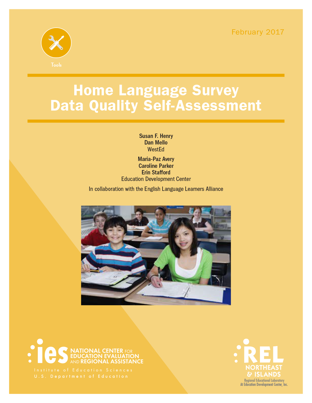 Home Language Study Data Quality Self-Assessment