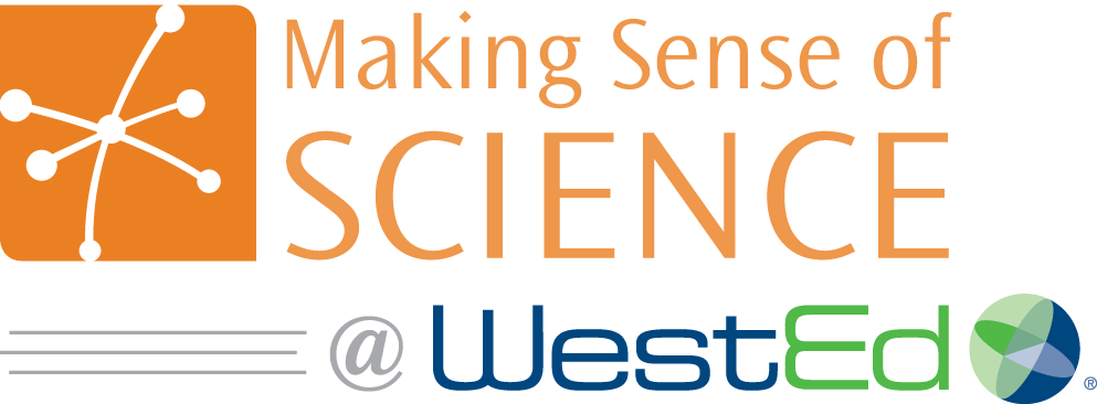 Making Sense of SCIENCE logo