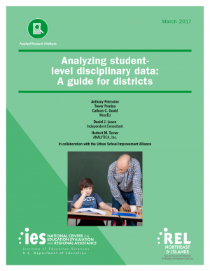 Analyzing Student-Level Disciplinary Data: A Guide for Districts