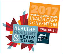 Logo for 2017 National School-Based Health Care Convention