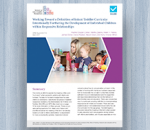 Working Toward a Definition of Infant/Toddler Curricula: Intentionally Furthering the Development of Individual Children within Responsive Relationships