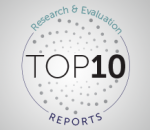 Top 10 Research and Evaluations reports