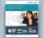 Cover 2017 School and District Improvement Catalog
