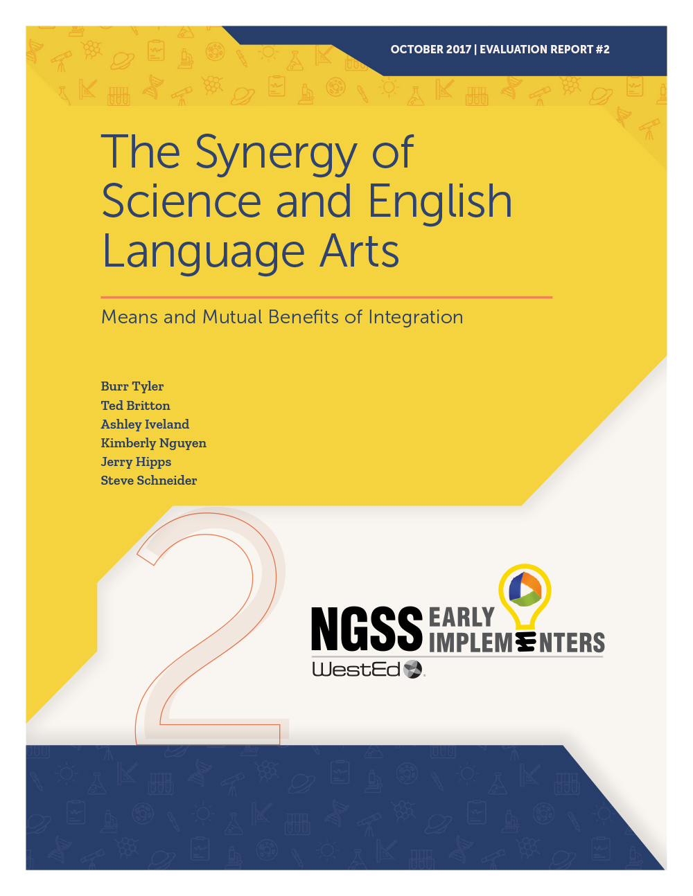 The Synergy of Science and English Language Arts — WestEd
