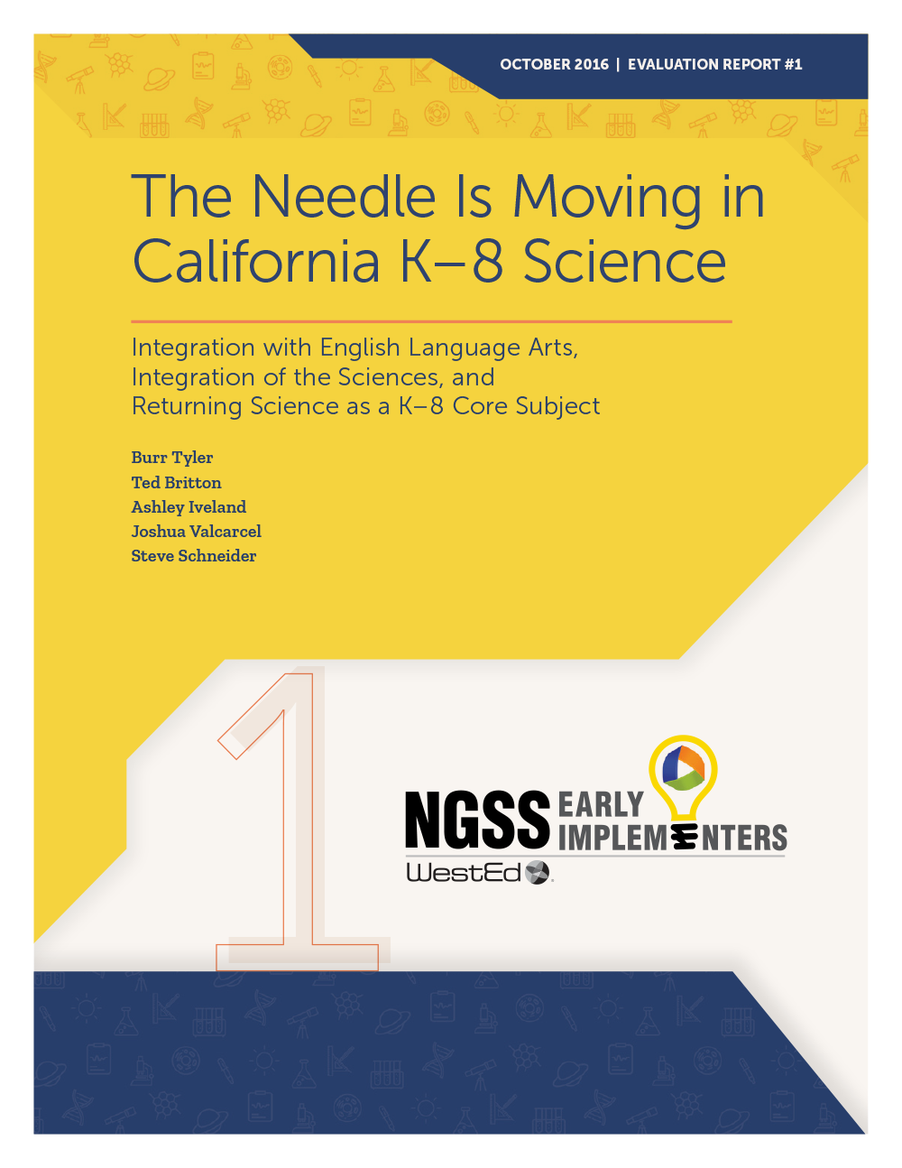 The Needle Is Moving in California K–8 Science: Integration with English Language Arts, Integration of the Sciences, and Returning Science as a K–8 Core Subject