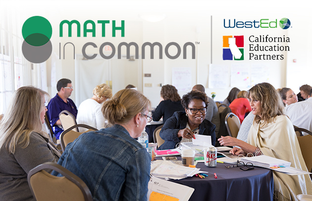 Math in Common | WestEd and California Education Partners