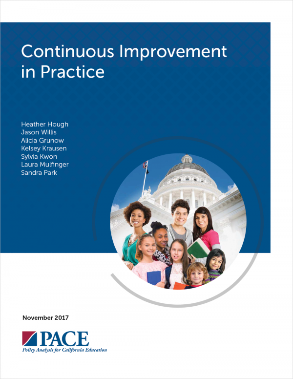 Continuous Improvement in Practice