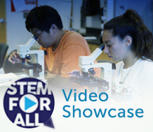 STEM for All Video Showcase