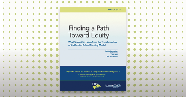Finding a Path Toward Equity