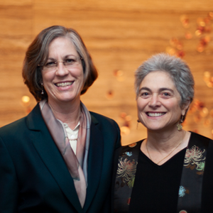 Ruth Schoenbach and Cynthia Greenleaf