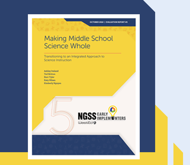 NGSS Middle School
