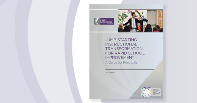 Jump Starting Insturctional Transformation
