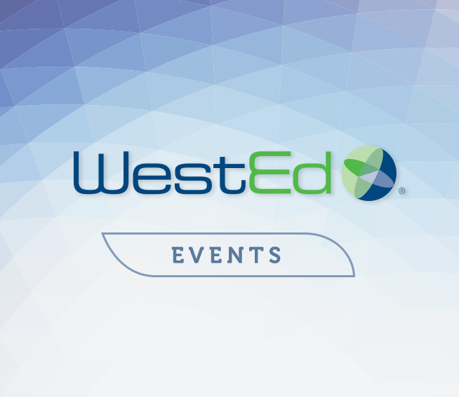 WestEd Events