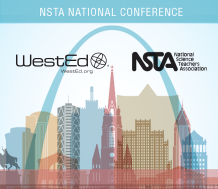 WestEd at NSTA 2019
