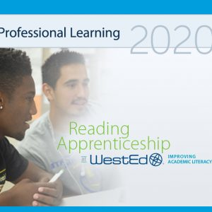 Reading Apprenticeship Professional Learning