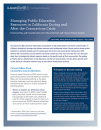 Managing Public Education Resources Brief Cover