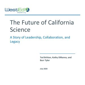 The Future of California Science
