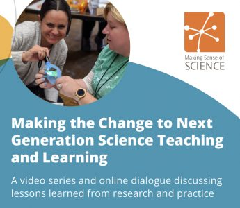 Making Sense of Science Virtual Event