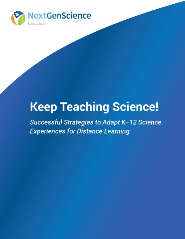 NGSS Keep Teaching Science