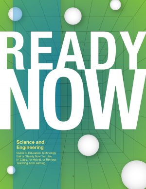 Ready Now Science and Engineering