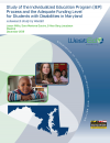 Study of the Individualized IEP Process report cover