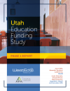Utah Education Funding Study report cover