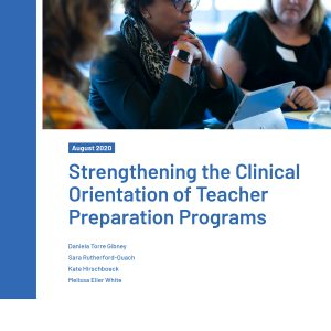 NGEI Strengthening Clinical Orientation