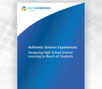 Authentic Science Experiences: Designing High School Science Learning to Reach all Students