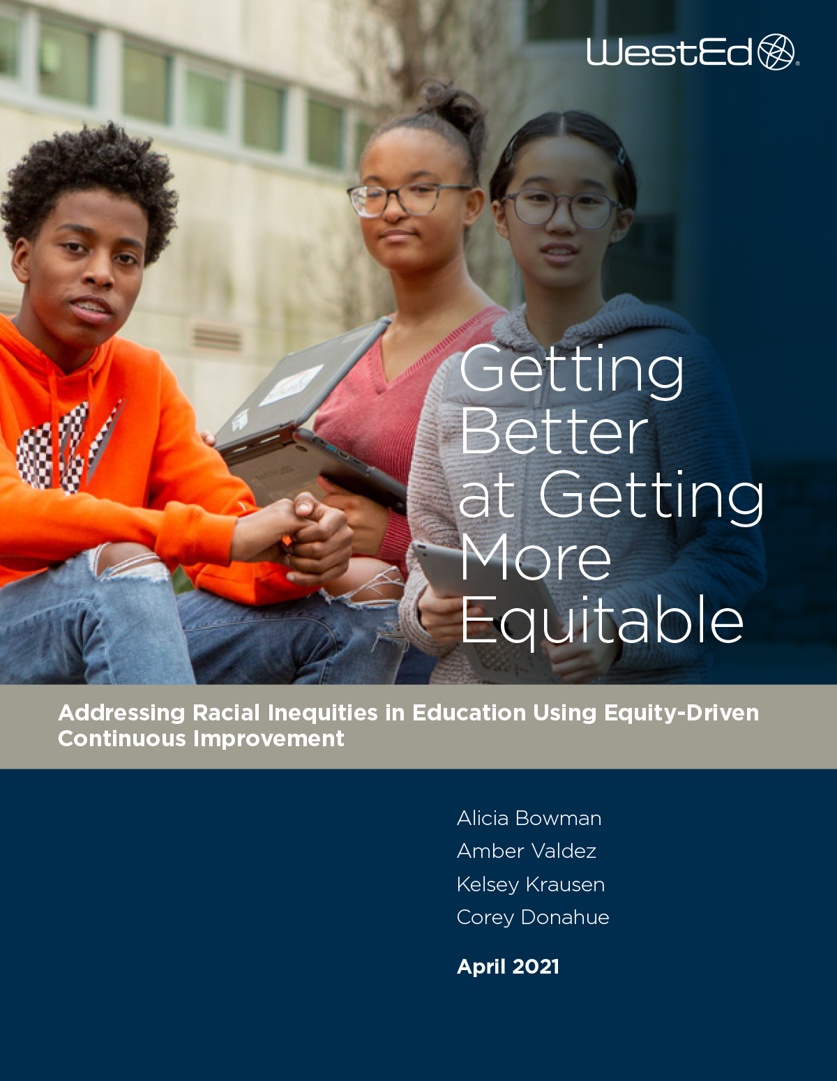 Getting Better at Getting More Equitable