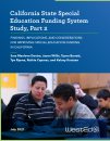 California State Special Education Funding System Study, Part 2: Executive Summary; Findings, Implication, and Considerations for Improving Special Education Funding in California