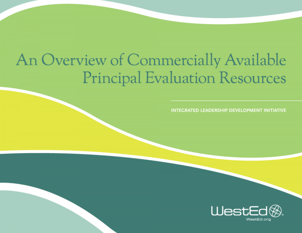 Cover image of An Overview of Commercially Available Principal Evaluation Resources