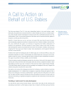 Cover image for Article: A Call to Action on Behalf of U.S. Babies