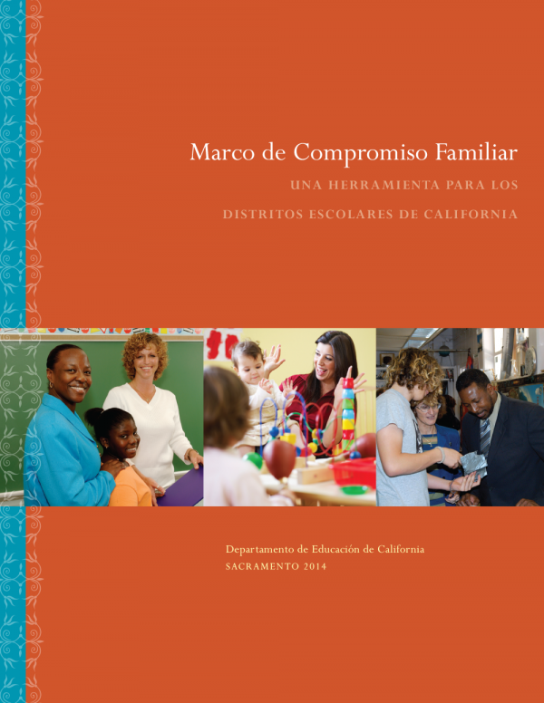 Cover image for Family Engagement Framework, Spanish Language Edition
