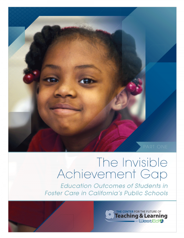 Cover image for The Invisible Achievement Gap