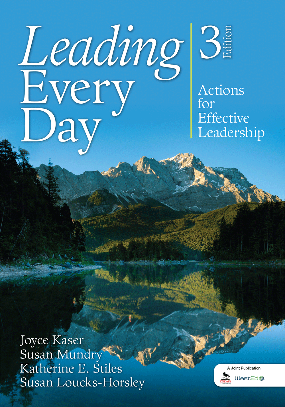 Cover image of Leading Every Day 3rd Edition
