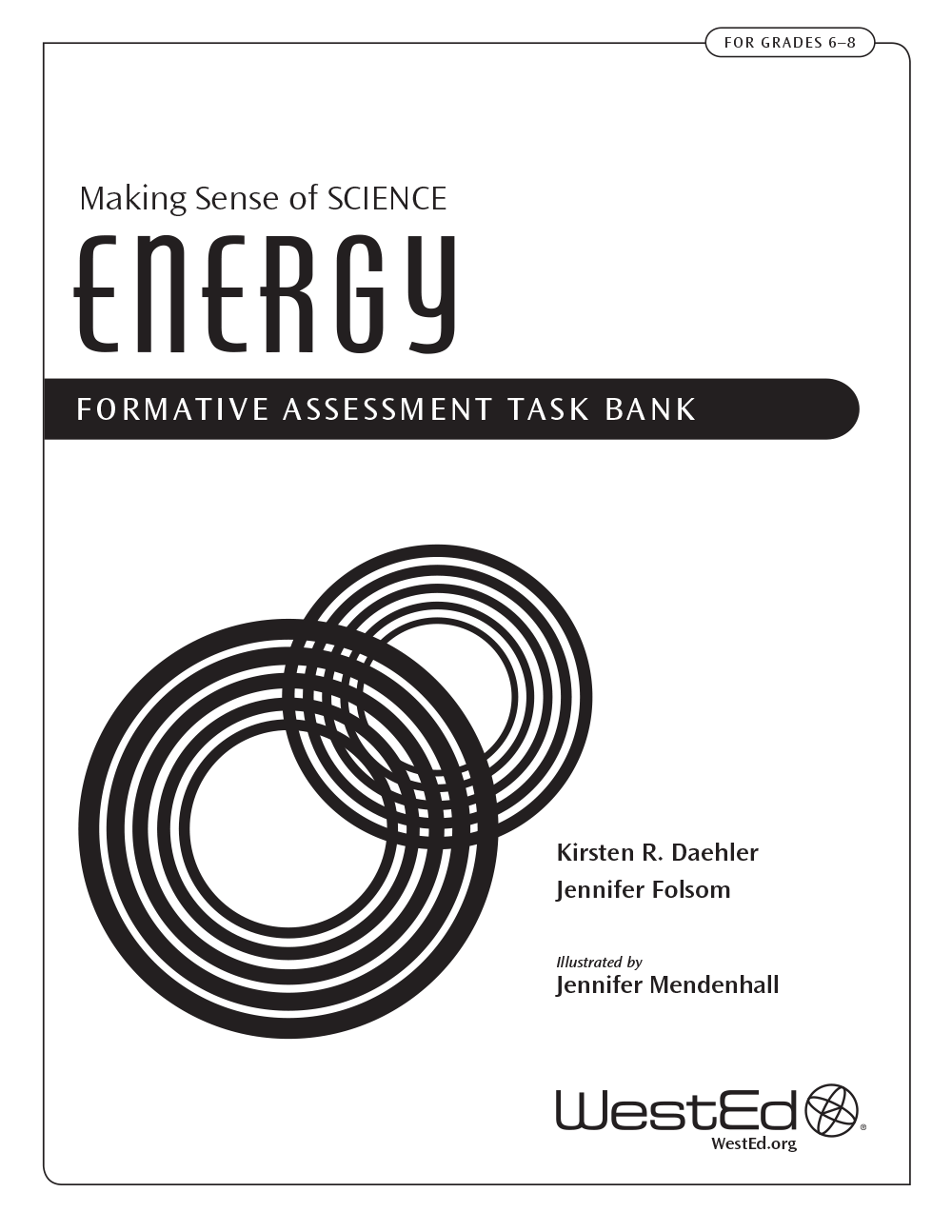 Cover image for Making Sense of SCIENCE: Energy Formative Assessment Task Bank
