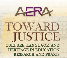 News: graphic for AERA 2015 conference