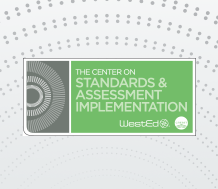 Center on Standards & Assessment Implementation CSAI logo
