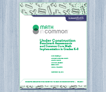 news image for Math in Common Under Construction