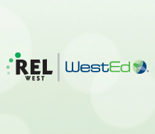 REL West at WestEd logo for news item