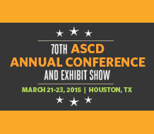 Graphic for ASCD 2015
