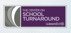The Center for School Turnaround at WestEd logo