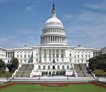 Photo of United States Capitol West Front