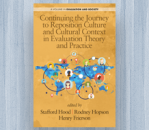 News: Cover for Continuing the Journey to Reposition Culture and Cultural Context in Evaluation Theory and Practice