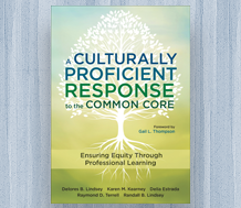 News: Cover image for A Culturally Proficient Response to the Common Core